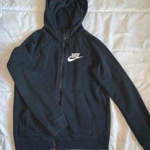 Nike Women's Zip Up Hoodie